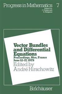 Vector Bundles and Differential Equations