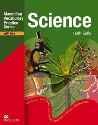 Macmillan Science Vocabulary Practice Book with Key