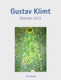 Gustav Klimt 2012. Kunstkarten-Einsteckkalender