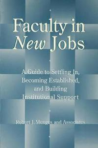 Faculty in New Jobs