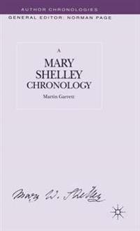 A Mary Shelly Chronology