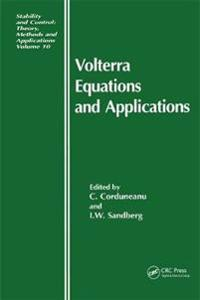 Volterra Equations and Applications