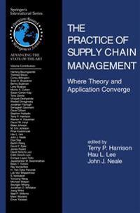 Practice Of Supply Chain Management
