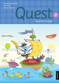 Quest 2 - Christine Røen Hansen, Tormod Lien, Patricia Pritchard   Inprintwriters.org