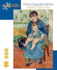 Pierre Auguste Renoir - Mother and Child