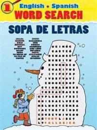English/Spanish Word Search/Sopa De Letras 1