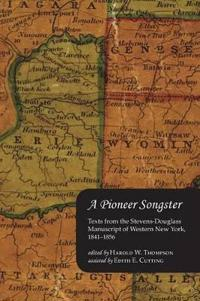 A Pioneer Songster