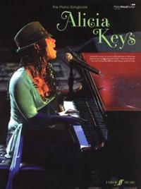 Alicia Keys: Piano Songbook