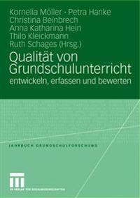 Qualität Von Grundschulunterricht Entwickeln, Erfassen Und Bewerten