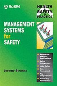 Management Systems for Safety