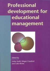 Professional Development for Educational Management