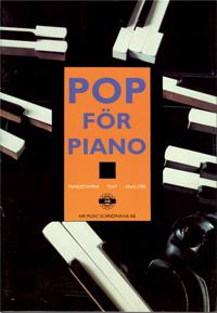 Pop för piano