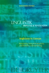 Anglicism in German
