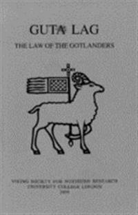 Guta lag - the law of the gotlanders
