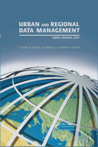 Urban and Regional Data Management UDMS Annual 2007