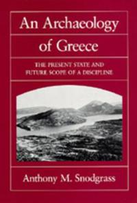An Archaeology of Greece