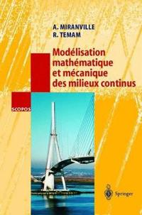Modelisation Mathematique Et Mecanique Des Milieux Continus