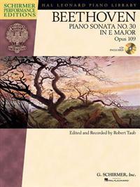 Beethoven Piano Sonata No. 30 in E Major, Opus 109