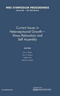 Current Issues in Heteroepitaxial Growth--Stress Relaxation and Self Assembly