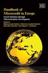Handbook of Microcredit in Europe