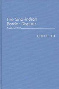 The Sino-Indian Border Dispute