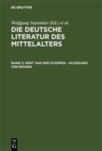 Gert Van Der Sch ren - Hildegard Von Bingen