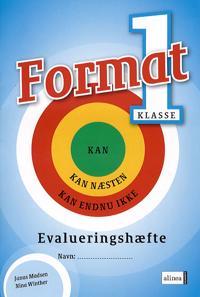 Format - 1. klasse