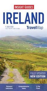 Insight Guides Travel Map Ireland