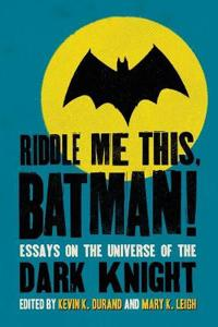 Riddle Me This, Batman!