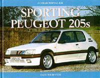 Sporting Peugeot 205s