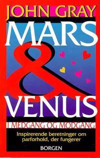 Mars og Venus i medgang og modgang