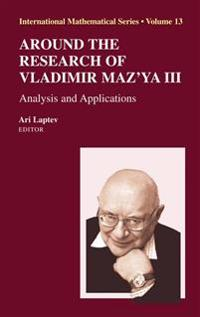 Around the Research of Vladimir Maz'ya III