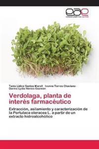 Verdolaga, Planta de Interes Farmaceutico