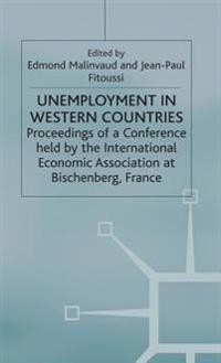 Unemployment in Western Countries