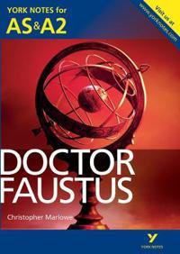 Doctor Faustus: York Notes for ASA2