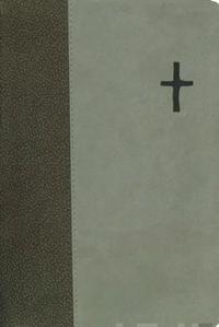 Raamattu (keskikokoinen Raamattu, hiekanvärinen, 122x180 mm, 2 lukunauhaa,nahkajäljitelmä)