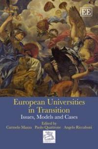 European Universities in Transition