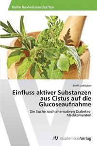 Einfluss Aktiver Substanzen Aus Cistus Auf Die Glucoseaufnahme