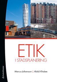 Etik i stadsplanering