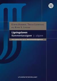 Ligningsloven - Einar Harboe, Truls Leikvang, Rino S. Lystad pdf epub