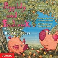 Loewe, E: Piggeldy und Frederick/3 CDs