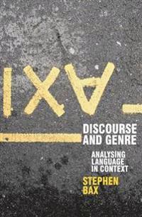 Discourse and Genre