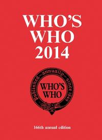 Who's Who 2014