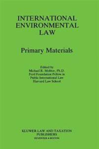 International Environmental Law, Primary Materials