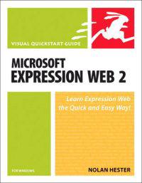 Microsoft Expression Web 2 for Windows