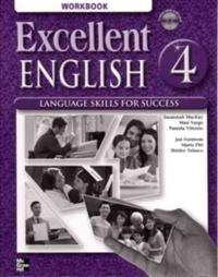 Excellent English Level 4 Student Book and Workbook Pack: Language Skills for Success
