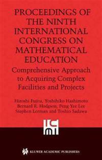 Proceedings of the Ninth International Congress on Mathematical Education