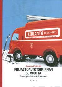 Kirjastoautotoiminnan 50 vuotta