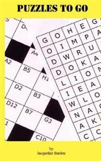 Puzzles to Go: Jacqueline Barden