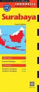 Surabaya Travel Map